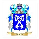 Blasius Square Car Magnet 3