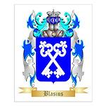 Blasius Small Poster