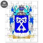 Blasius Puzzle