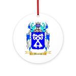 Blasius Ornament (Round)