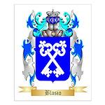 Blasio Small Poster