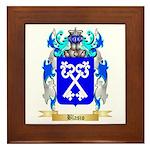 Blasio Framed Tile