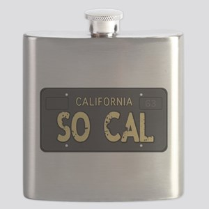 Old socal license plate design Flask
