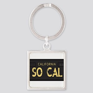 Socal old license Keychains