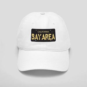 Bay Area calfornia old license Baseball Cap