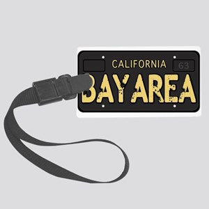 Bay Area calfornia old license Luggage Tag