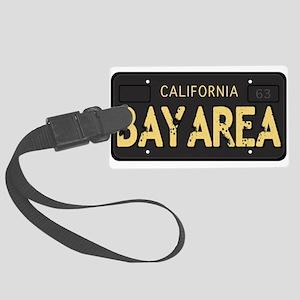 Bay Area calfornia old license Luggage Tag