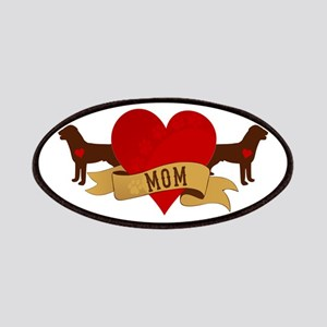 Rottweiler Mom Patches