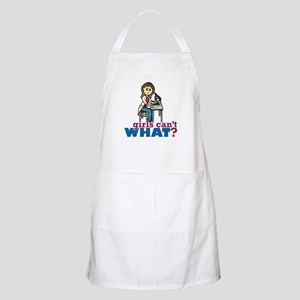 Girl Scientist Apron