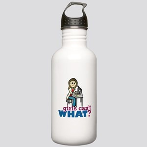 Girl Scientist Stainless Water Bottle 1.0L