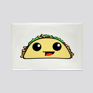 Cute Kawaii Taco Magnets
