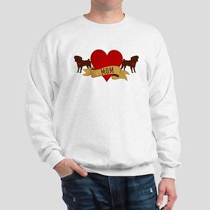 Pug Mom Sweatshirt