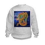 Golden Dragon Kids Sweatshirt
