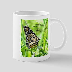 Thinking Butterfly Mug