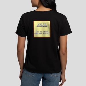 RIDE THE SHORTWAVES T-Shirt