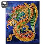 Golden Dragon Puzzle