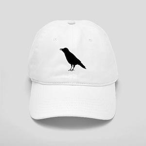 Crow Raven Cap