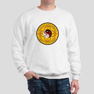 wu shi jingshen Gung Fu Sweatshirt