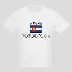 made in colorado Kids Light T-Shirt