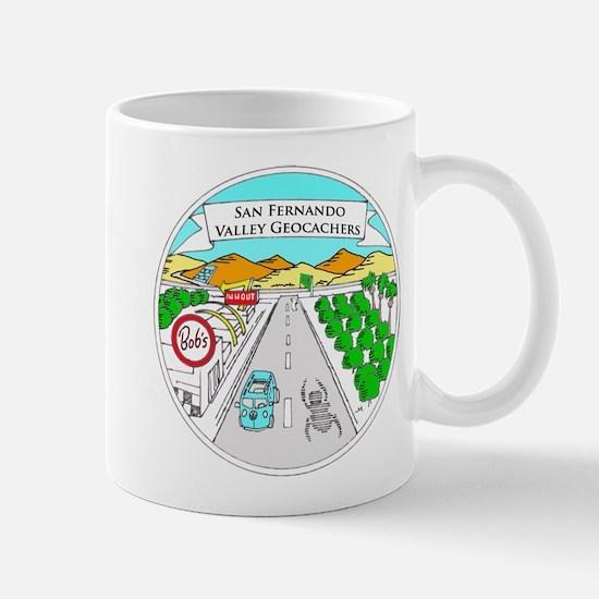 SFVG Button Mug