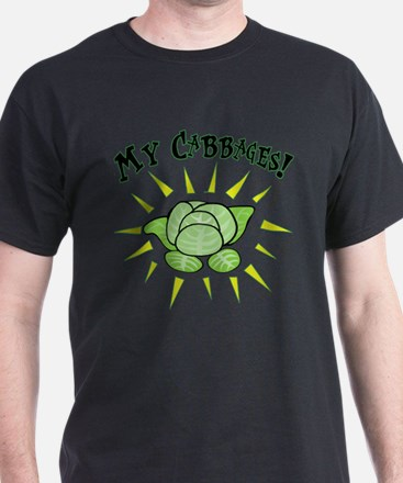 my+cabbages T-Shirt