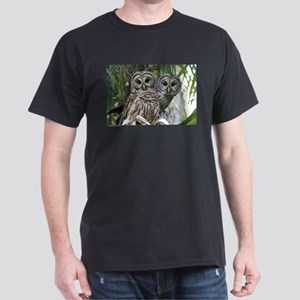 Barred Owl Pair T-Shirt