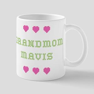 Grandmom Mavis Mug