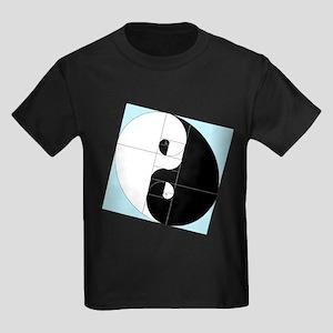 Golden Ratio Yin Yang T-Shirt