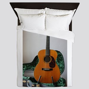 String Art Queen Duvet