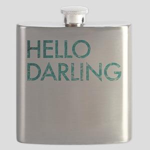 hello darling Flask