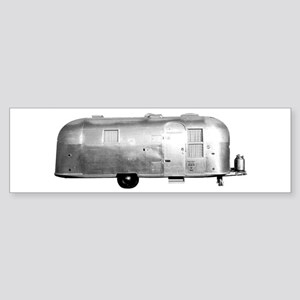 Airstream Trailer Bumper Sticker
