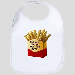 French Fries Bib