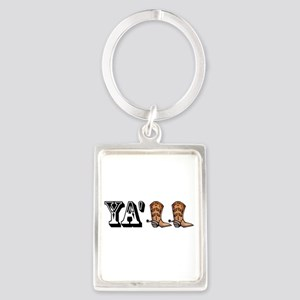 Yall Boots Keychains