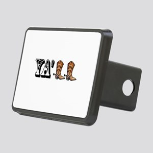 Yall Boots Hitch Cover