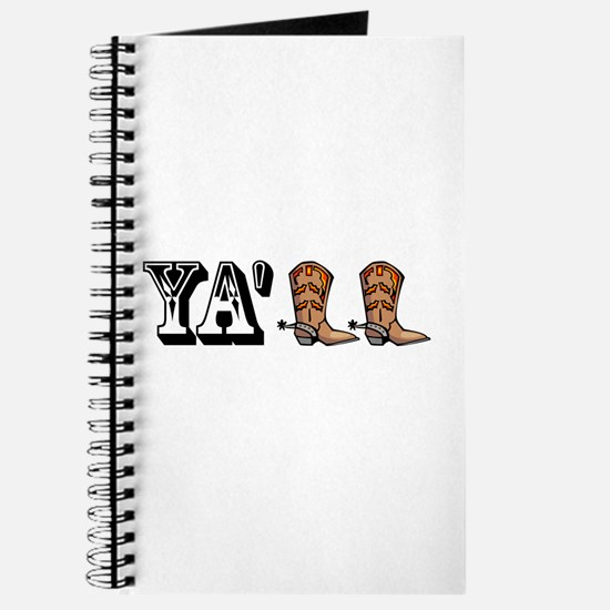 Yall Boots Journal