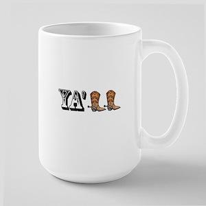 Yall Boots Mug