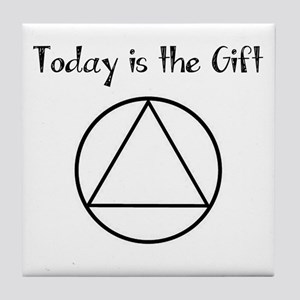 Today is the Gift Tile Coaster