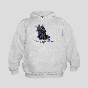 Ima Fuckin Unicorn /Black Hoodie