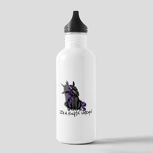 Ima Fuckin Unicorn /Black Water Bottle
