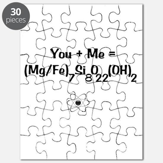 Cummingtonite Puzzle