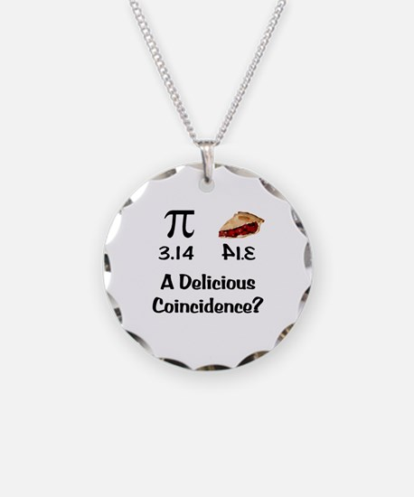 Pi Coincidence Necklace