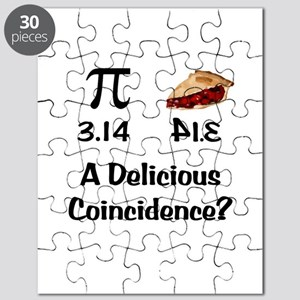 Pi Coincidence Puzzle