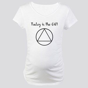 Today is the Gift Maternity T-Shirt