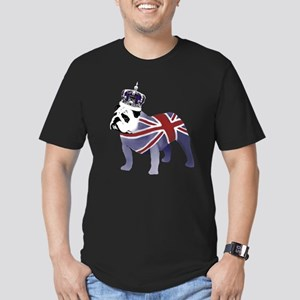 English Bulldog and Crown T-Shirt