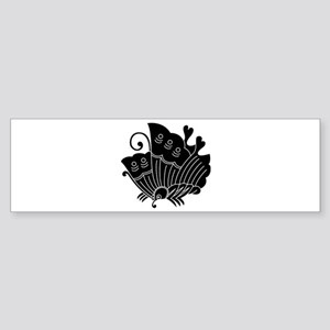 Ageha Butterfly Sticker (Bumper)