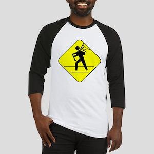 piperjoecrossing-smooth Baseball Jersey