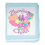 Zhenjiang China baby blanket