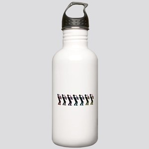 Saxophone Players Stainless Water Bottle 1.0L