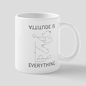 Attitude is EVERYTHING b Mug