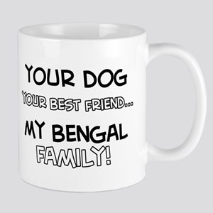 Bengal Cat designs Mug